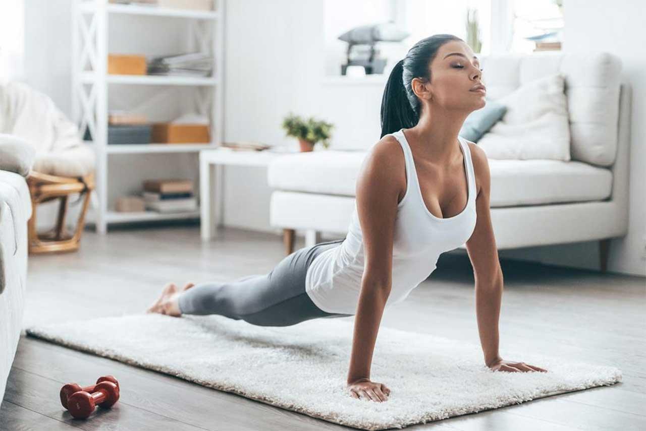 how to start exercising regularly