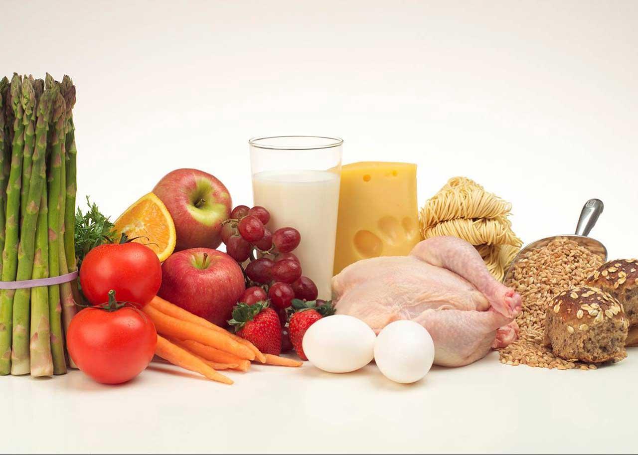 Раздельное питание: таблица совместимости продуктов белки